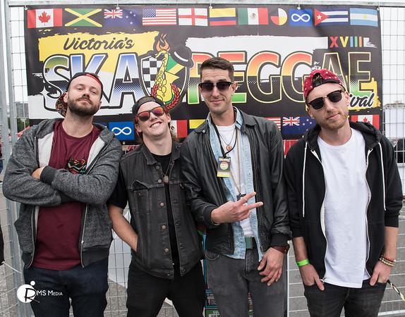 Illvis Freshly | Victoria Ska & Reggae Festival | Victoria BC