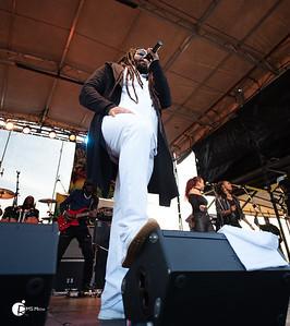 Ky-Mani Marley | Victoria Ska and Reggae Festival | Victoria BC