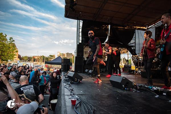 Panteón Rococó | Victoria Ska and Reggae Fest | Victoria BC