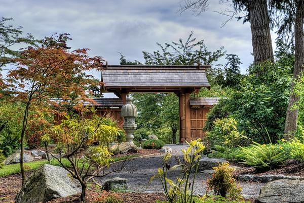Kinsman Park - Gorge - Victoria, BC, Canada