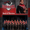 2017 Band of Warriors MM - Clarinets - 1