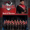 2017 Band of Warriors MM - Clarinets - 9