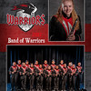 2017 Band of Warriors MM - Clarinets - 6
