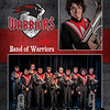 2017 Band of Warriors MM - Baritones - 2
