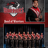 2017 Band of Warriors MM - Clarinets - 8