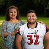 2018 Warrior Seniors and Parents-3