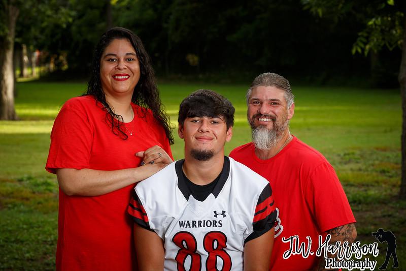 2018 Warrior Seniors and Parents-1