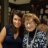 Victoria and Grandma at Rehearsal Dinner