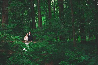 Victoria and Kevin Wedding Photos