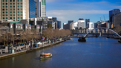 Melbourne and its streets, 2017