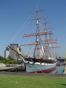 The Polly Woodside