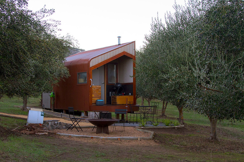 shacky tiny house australia