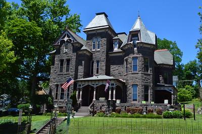 Victorian Bellefonte, Pennsylvania