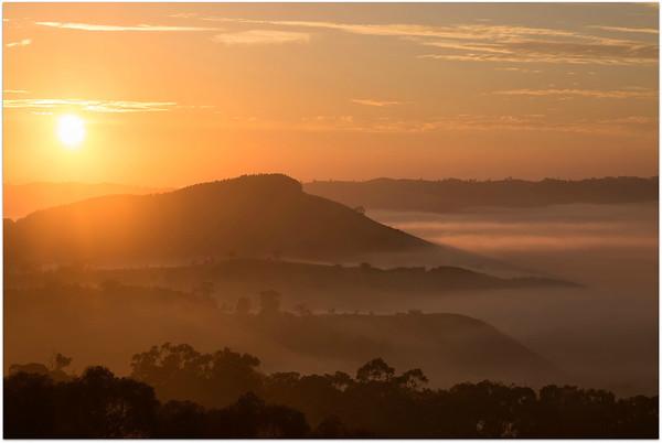 Sun Over Murchison Gap