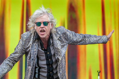 The Boomtown Rats at Victorious Festival 2016