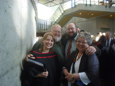 May '11: Nurse Rachel's Graduation from UBC