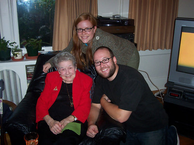 <b>Oct. '06: Victor Family Thanksgiving</b>