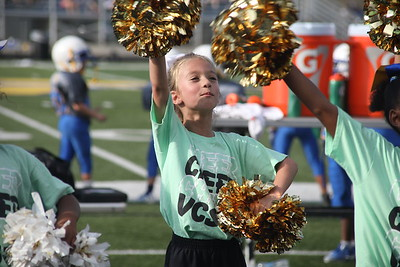 1st & 2nd Grade Cheerleading & Football