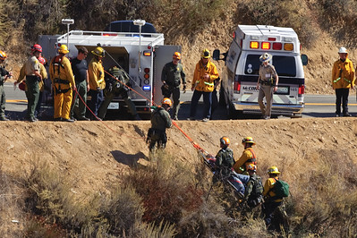 Rescue Op - Mulholland Highway