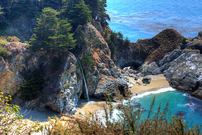 Big Sur - Julia Pfeiffer Burns