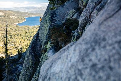 Above Donner Lake