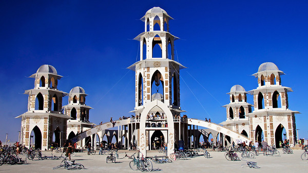 Burning Man 2011 Video