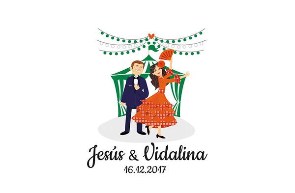 Vidalina & Jesús - 16 diciembre 2017
