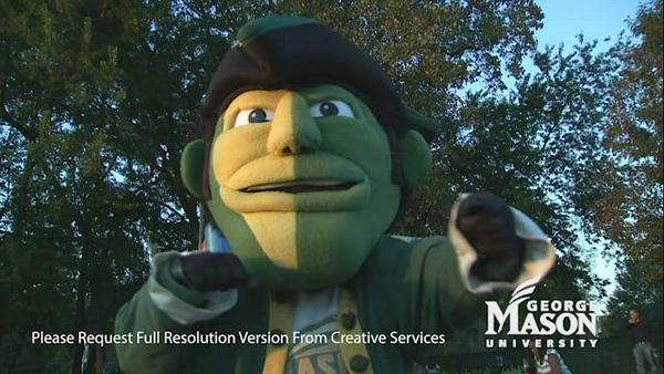 Patriot Mascot B-Roll