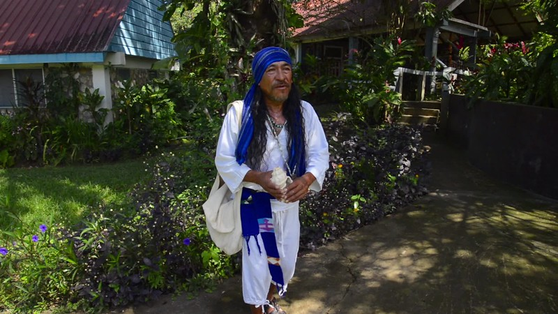Interview with a Mayan Shaman in Belize
