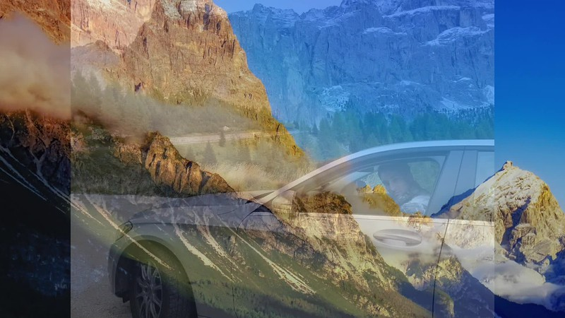 Driving the Dolomites