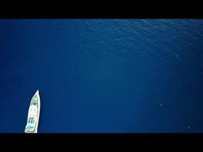Flying in Capri
