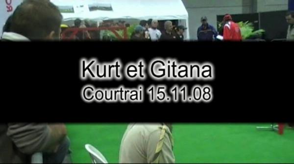 Kurt et Gitana<br /> <br /> Large grade 2
