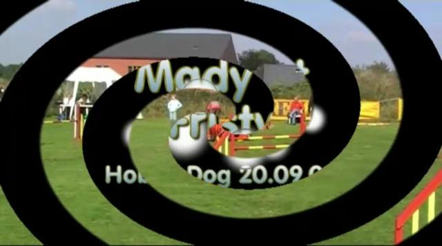 Mady et Fristy<br /> Large grade 1