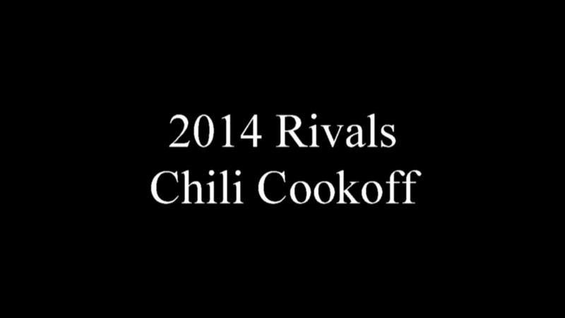 Chili Cookoff 2014