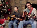 Scott breaks out a familiar tune and gives Mason and Jake a lesson on their new guitars.