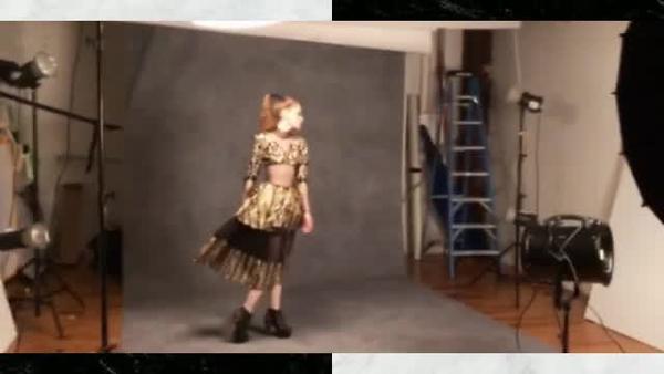 BTS Khang Le Fashion Shoot