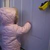 Mia Knocking at the Door 2008 Nov