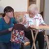 2010-11-14 Gramma Edith 91st  Birthday 017