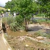 Lehigh and Tabel Mesa -- Morning after the Boulder Flood of 2013