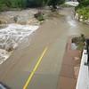 Morning after the Boulder Flood of 2013