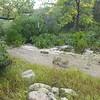 Bear Creek at THE CURVE on Bear Mountain Drive -- Boulder Flood, September 2013