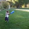 Fall rasberry harvest and baseball at La Casa