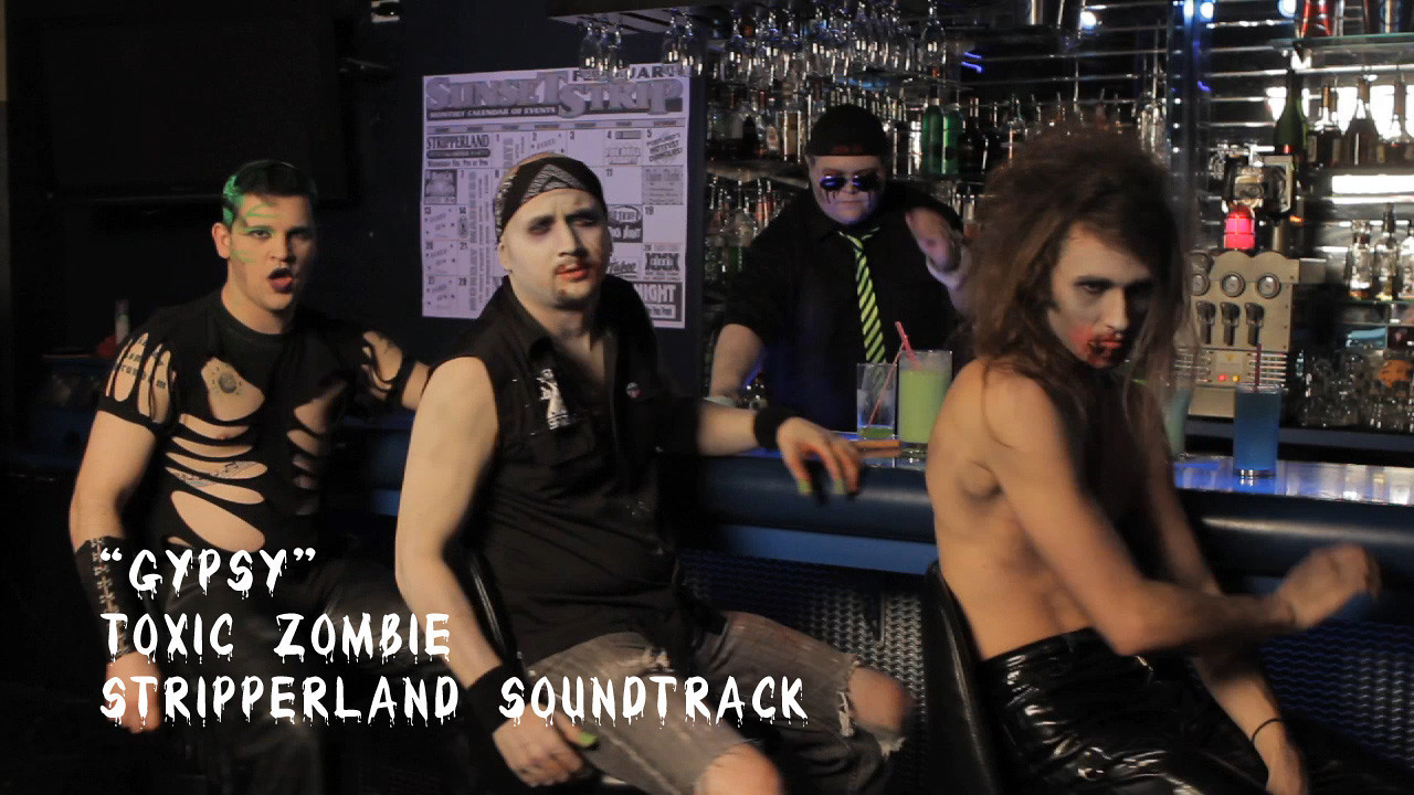 "Toxic Zombie<br /> ""Gypsy""<br /> Music Video for Toxic Zombie"