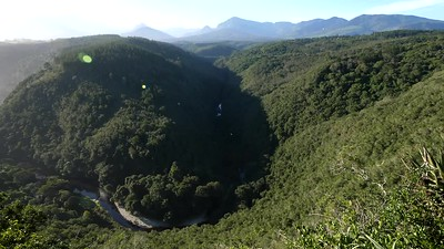 """""""Map of Africa"""". Wilderness. Garden Route. South Africa GH5R314693"""
