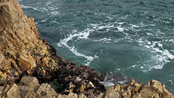 Knysna Heads sea water. Knysna. Garden Route. South Africa GH5R294394