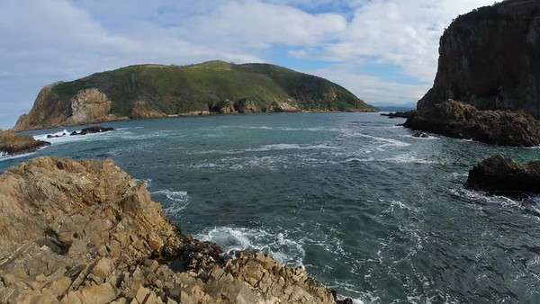 Knysna Heads. Knysna. Garden Route. South Africa GH5R294389