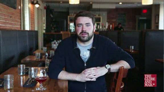 Patrick Asselin, co-owner of Brothers Beer Bistro, speaks about how a business strategy helped realize his dream of owning a restaurant.