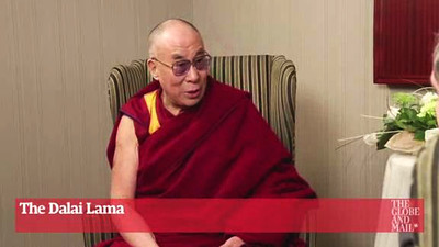 Religious and spiritual leader the Dalai Lama answers questions on life and religion.