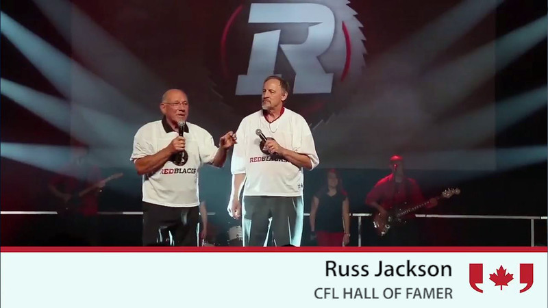 The Ottawa CFL franchise announces Redblacks will be the team's nickname.