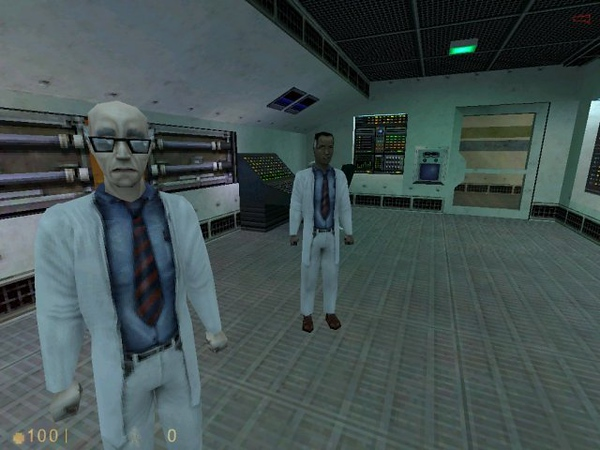 ". ""Half-Life,\"" released Nov. 19, 1998, for Windows."